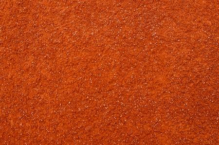 Fond d'argile - Tennis de fond Banque d'images