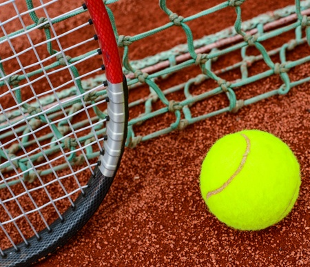 Tennis concept photo