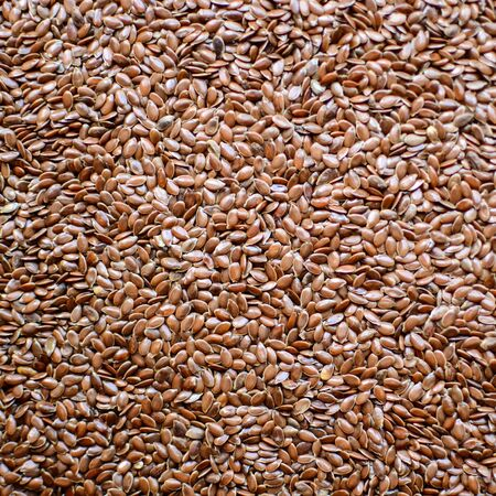 Flax seed background photo
