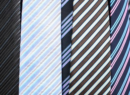 Neck ties texture Stock Photo - 15686439