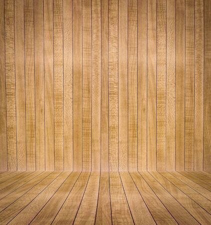 Abstract interior with parquet wooden floor Stock Photo - 17268200