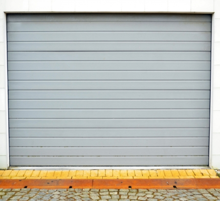 Garage door photo