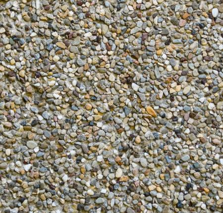 Pebble stone background photo