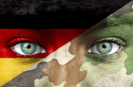 Soldier from Germany photo