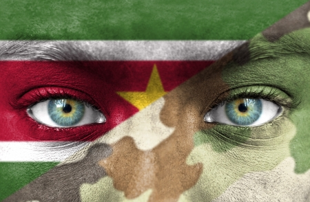 suriname: Soldaat uit Suriname
