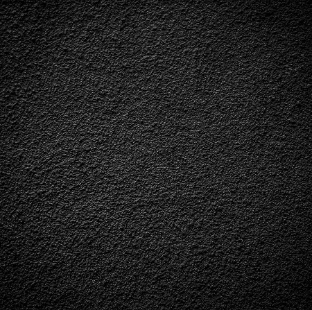 Black concrete wall photo