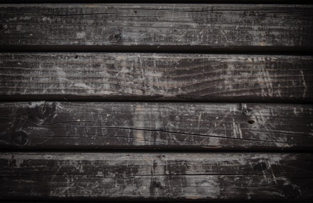 unkempt: Dark grunge wood background