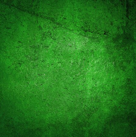 green wall: Grunge green paint wall background or texture
