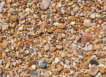 Pebble stones background photo