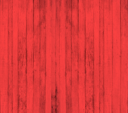 Red wood background photo