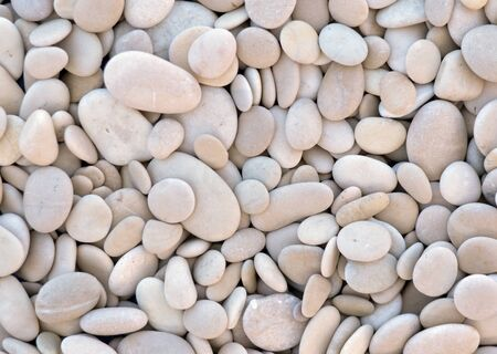 Sea stones background photo