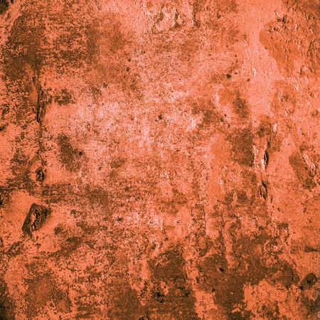 Orange grunge background or texture photo
