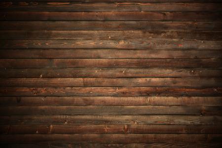 Houten planken achtergrond Stockfoto