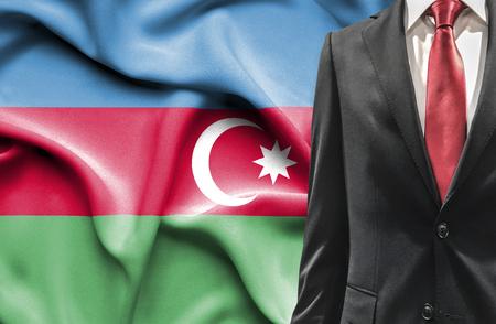 azerbaijanian: Man in suit from Azerbaijan