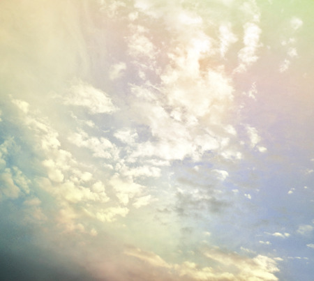 空の背景 写真素材