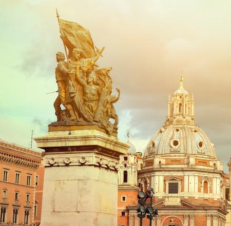 obelisco: Rome Italy
