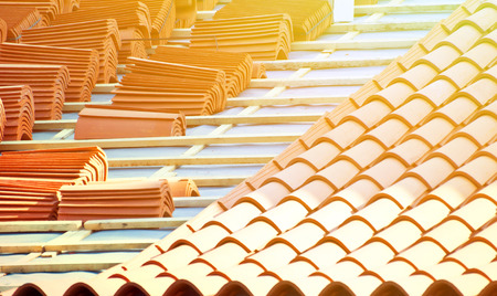 roofing: Roof construction