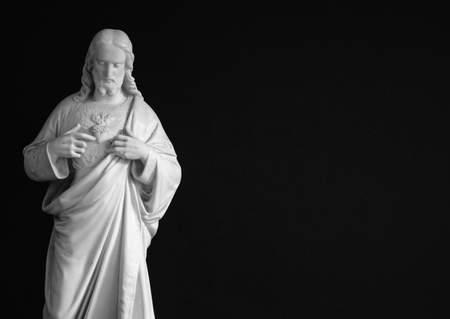 Jesus Christus-Statue Standard-Bild - 51124715
