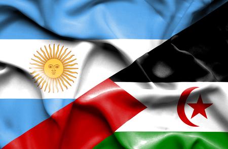 Resultado de imagen para argentina sahara occidental