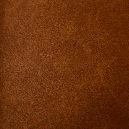 La texture du cuir brun