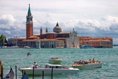 Venice  is a city in northern Italy, the capital of region Veneto. Stock Photo - 1629831