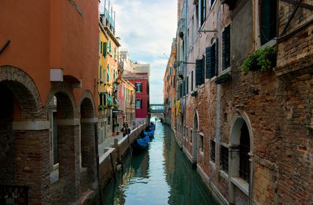 Venice  is a city in northern Italy, the capital of region Veneto. photo