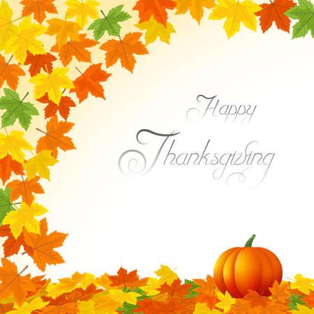 Thanksgiving achtergrond