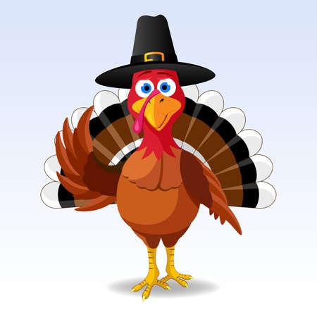 happy feast: Thanksgiving turkey
