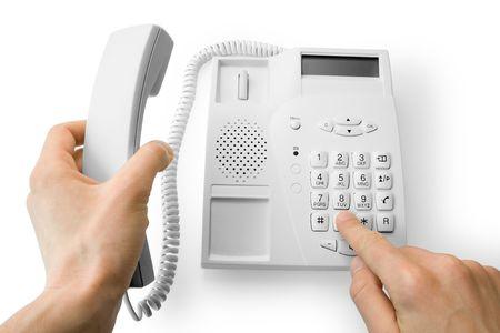 dialing: marcar el n�mero en el tel�fono (contiene la trayectoria del truncamiento)