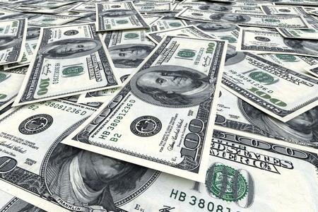 Fondo de dinero de dólares EE.UU.. Concepto de negocio Foto de archivo - 54231791