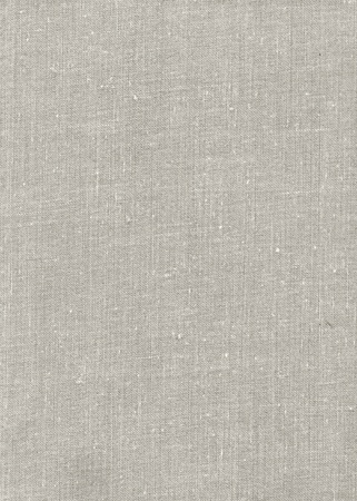 Natural linen striped uncolored textured sacking burlap background photo