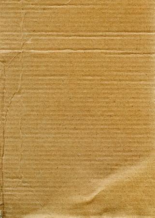 cardboard: Textur� en carton recycl� avec des pi�ces en fibres naturelles