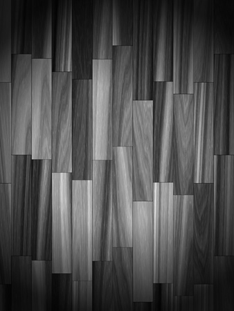 Abstract generated wooden planks surface grunge background