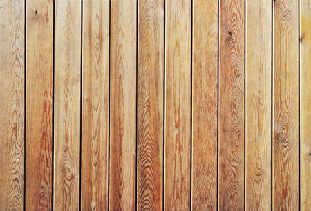Weathered striped textured wooden planks natural pattern Stock Photo