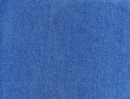 Striped textured blue jeans denim linen fabric background photo