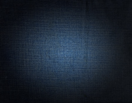 Striped textured blue used jeans denim linen vintage background Stock Photo - 12854402