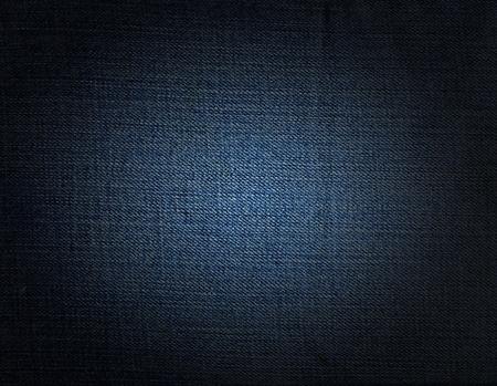 Striped textured blue used jeans denim linen vintage background Stock Photo - 12854402