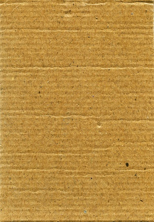 Textured recycled cardboard with natural fiber parts Stock Photo - 13202933