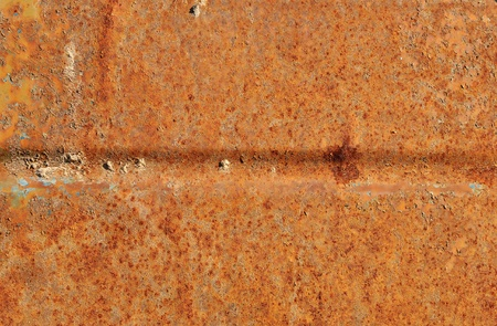 Textured corroded textured rusty metal surface background photo