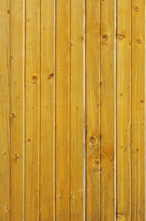 Weathered striped textured wooden planks background Stock Photo