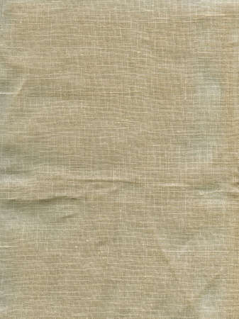 Natural linen striped uncolored textured sacking canvas background Stock Photo - 13784109
