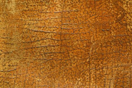 Old, worn, aged leather textured background photo