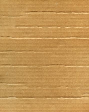 papel reciclado: Textura de cartón reciclado con piezas de fibra natural Foto de archivo