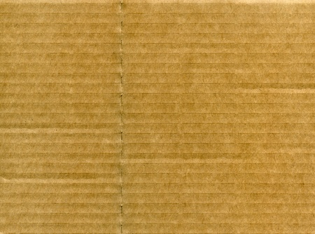 Textured recycled cardboard with natural fiber parts Stock Photo - 13868969