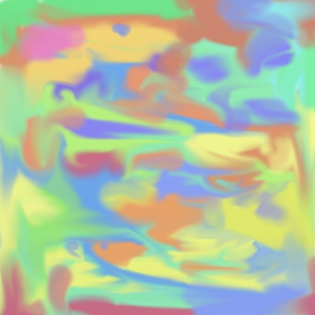 Abstract generated watercolor painted background photo