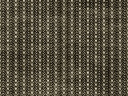 Abstract generated kniting pattern textile fabric background photo