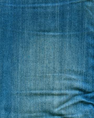 mezclilla: Rayas azul denim textura utilizado vaqueros ropa vintage background Foto de archivo