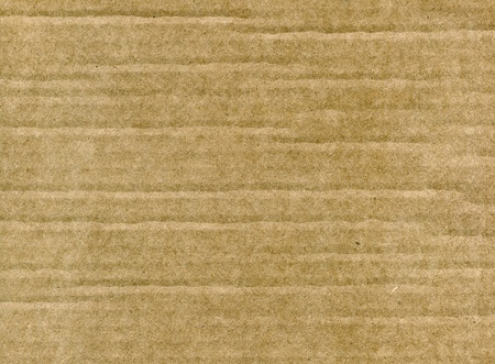 Textured recycled cardboard with natural fiber parts Stock Photo - 15807862