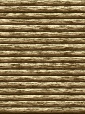 Weathered wooden logs natural pattern background, digital illustration illustration