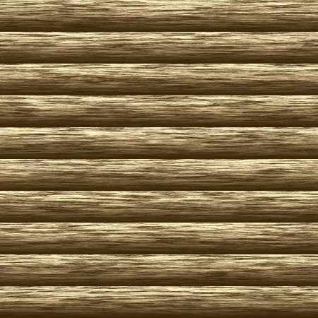 Weathered wooden logs natural pattern background, digital illustration illustration